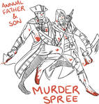 Annual Father-Son Murder Spree