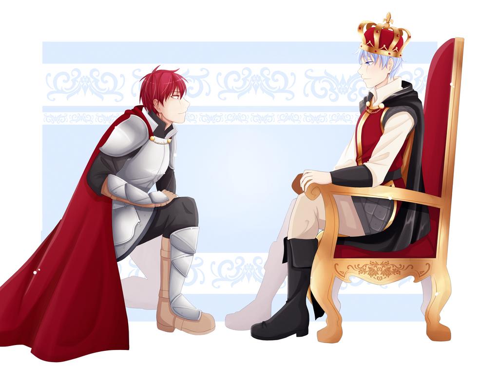 my king by Kiaraz