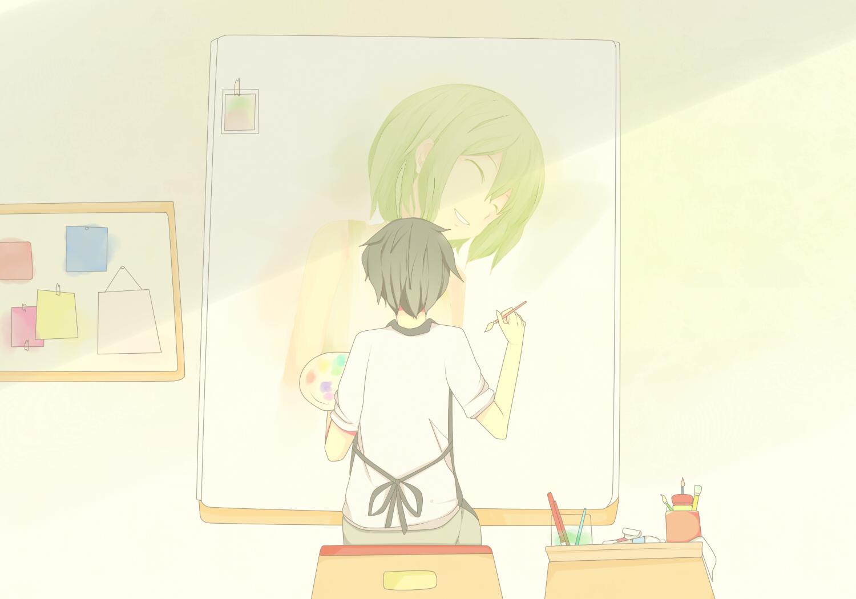 OC-Beautiful Canvas by JiLL29