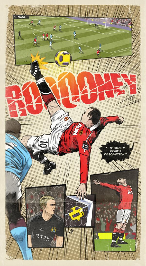Rooooney by PaulGates