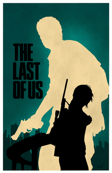 The last of us - Poster