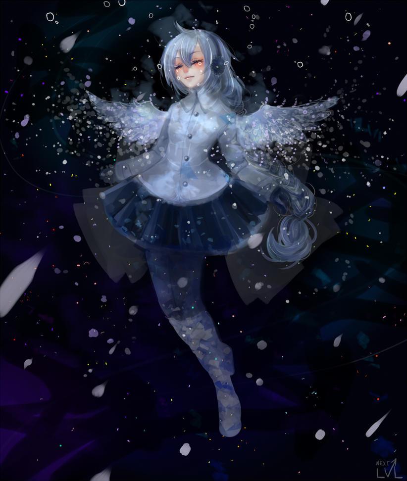 melting snow by Next--LVL
