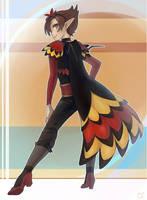 Commission - Samuraijaku by Next--LVL
