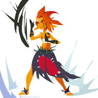 gon fite [2] by Next--LVL