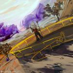 Crystal Desert by Next--LVL