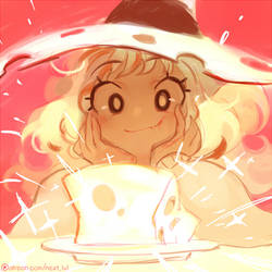 cheese is magic by Next--LVL
