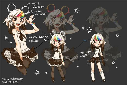 fan vocaloid - utau - virtual idol [adopted]
