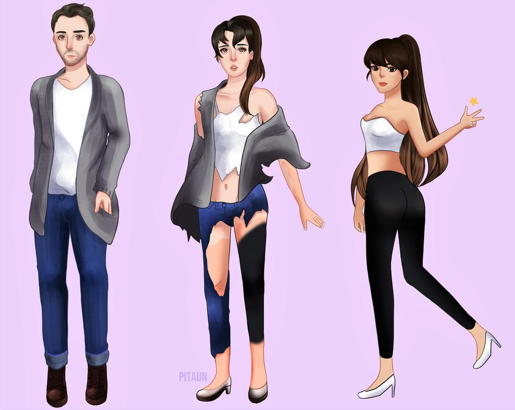 CMSN: Ariana Grande. by Pitaun