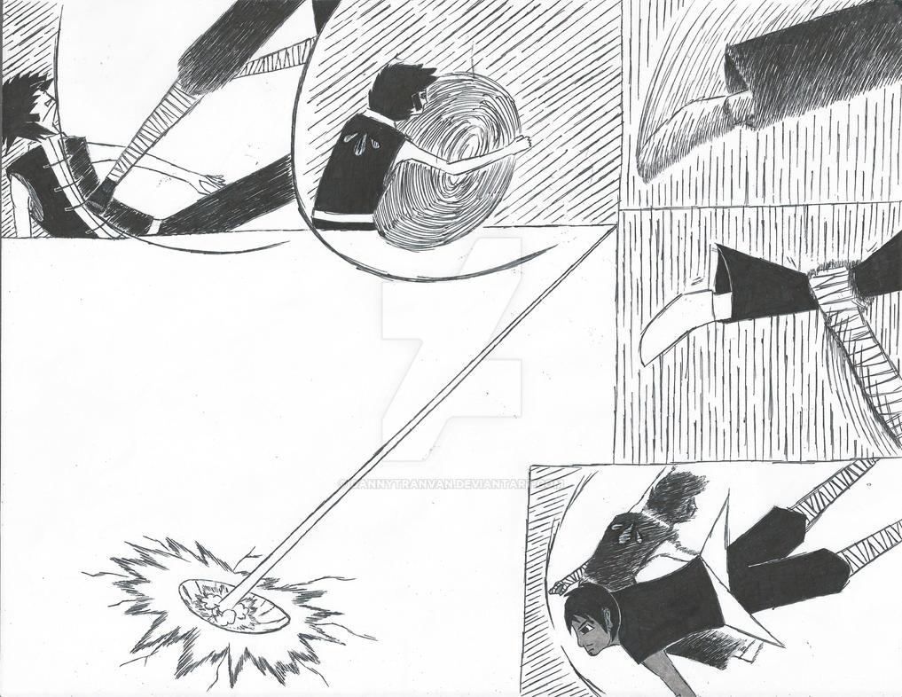 CH 22.11, Great Sky Kick! by dannytranvan