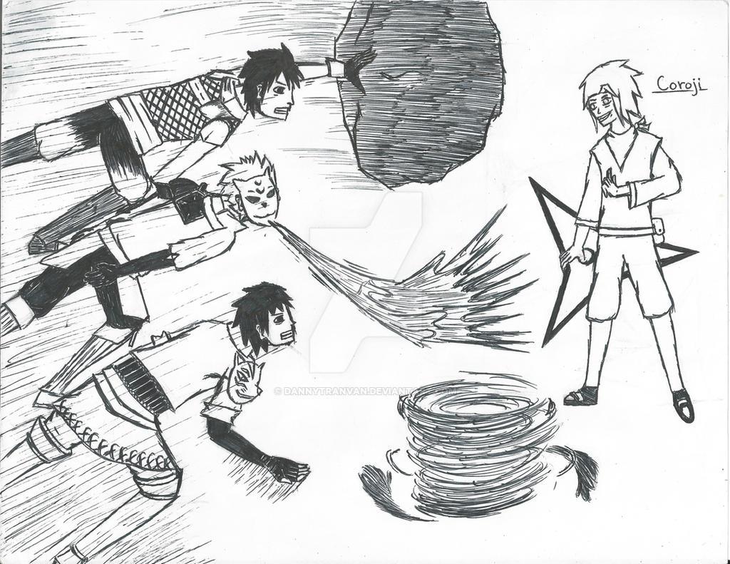 CH 4.1, Team Tekai Attack! by dannytranvan