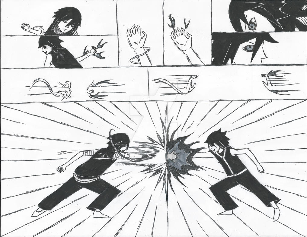 CH 29.3, Touch Collision!! by dannytranvan