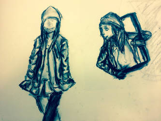 Portrait by awdrgy818