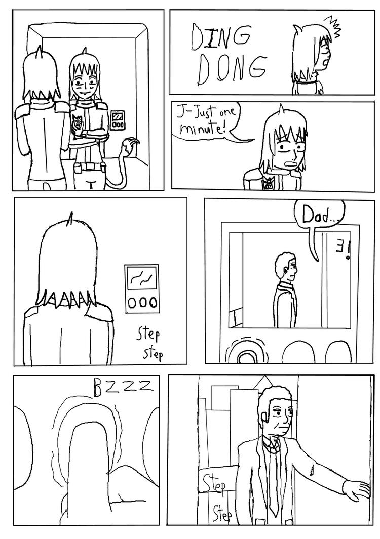 PG- Leo Job Advancement Page 2 by DuskNinjaKenji
