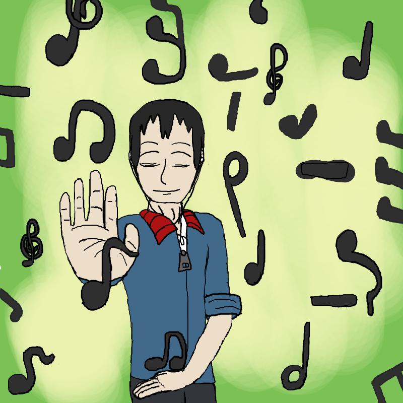 SOHK-OCT: Qiqiang's Music Zone by DuskNinjaKenji