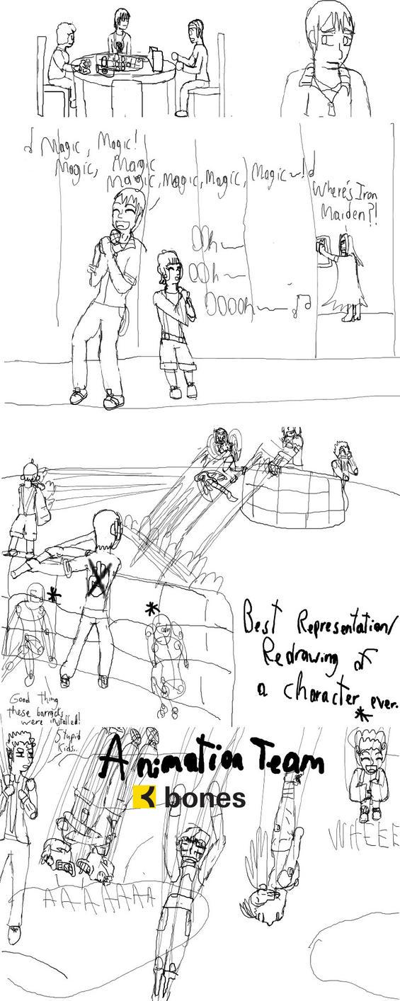 Art Jam 3 by DuskNinjaKenji