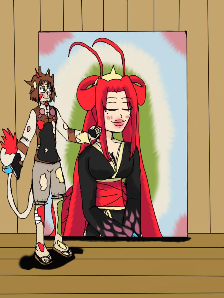 Poki TS Cute Final: Takumi's Portrait of Beauty by DuskNinjaKenji