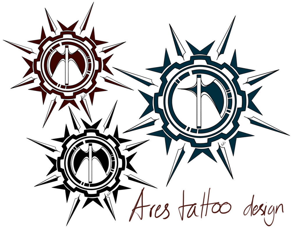 Ares tattoo design by fortis ferus on deviantart ares tattoo design by fortis ferus biocorpaavc Image collections