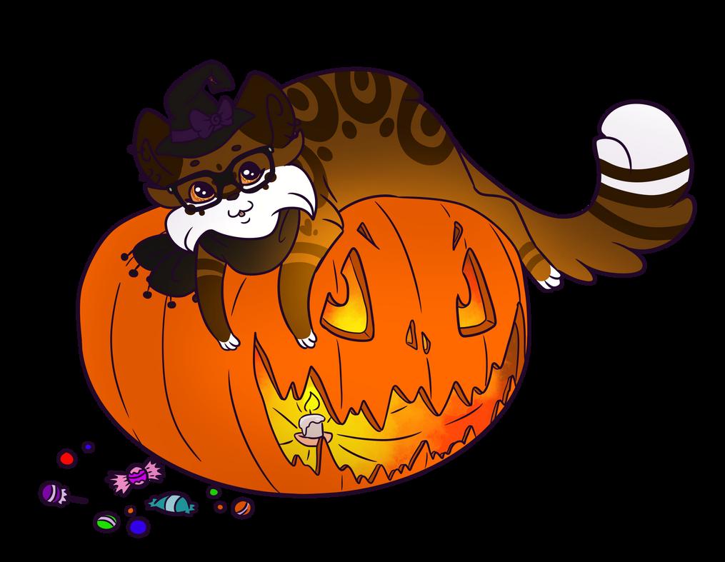 Spooky Halloween by RandomPieXx