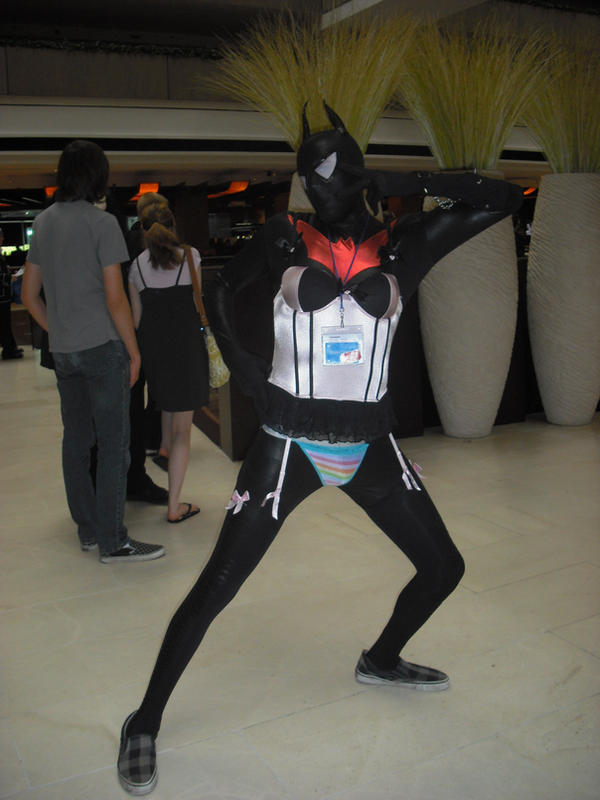 sexi batman by Reenigrl