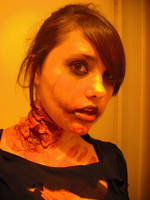 Just a flesh wound by Reenigrl