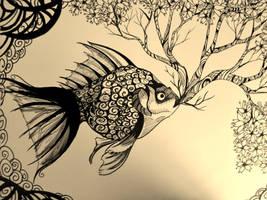 Dream Fish by Reenigrl