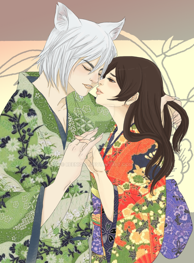 Kamisama Kiss by Reenigrl