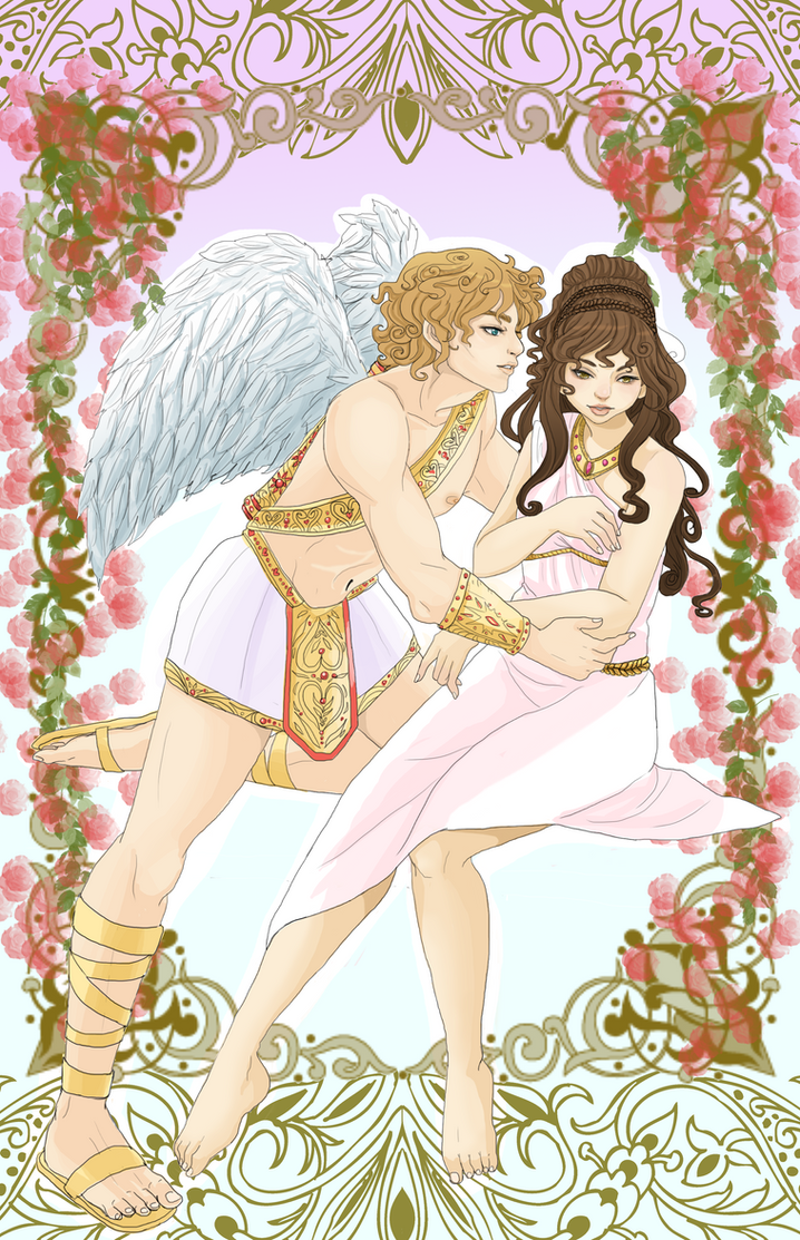 Did psyche love cupid dating 8