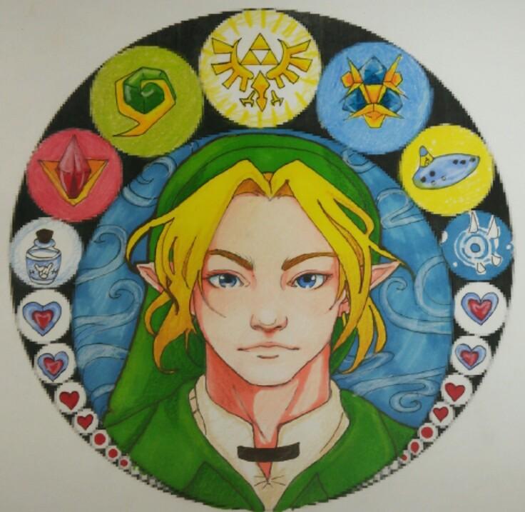 Link My Hero by Reenigrl
