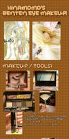 BENTEN MAKEUP TUTORIAL by theStarktorialist