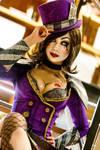 Mad Moxxi cosplay - Borderlands 2