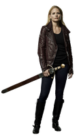 Emma Swan-Once Upon a Time PNG 1