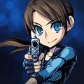 Jill Valentine Avatar 3 by Isobel-Theroux