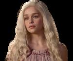 Daenerys Targaryen-Game of Thrones PNG 2