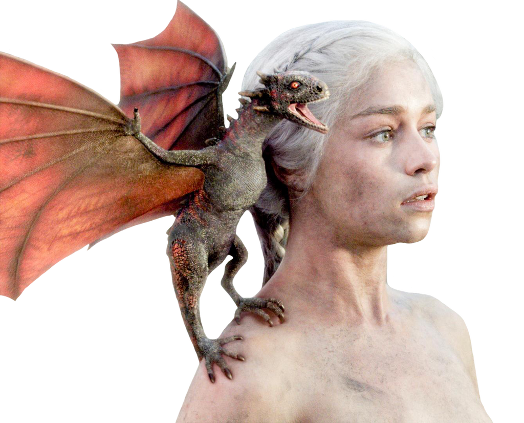 Daenerys Targaryen-Game Of Thrones PNG 3 By Isobel-Theroux