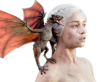 Daenerys Targaryen-Game of Thrones PNG 3