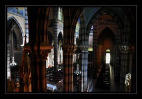 Capuchinos Interior II by michref