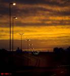 Dawn at Highway by michref