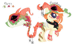 Flora Carnival Ponies .:NEW CLOSED SPECIE:.