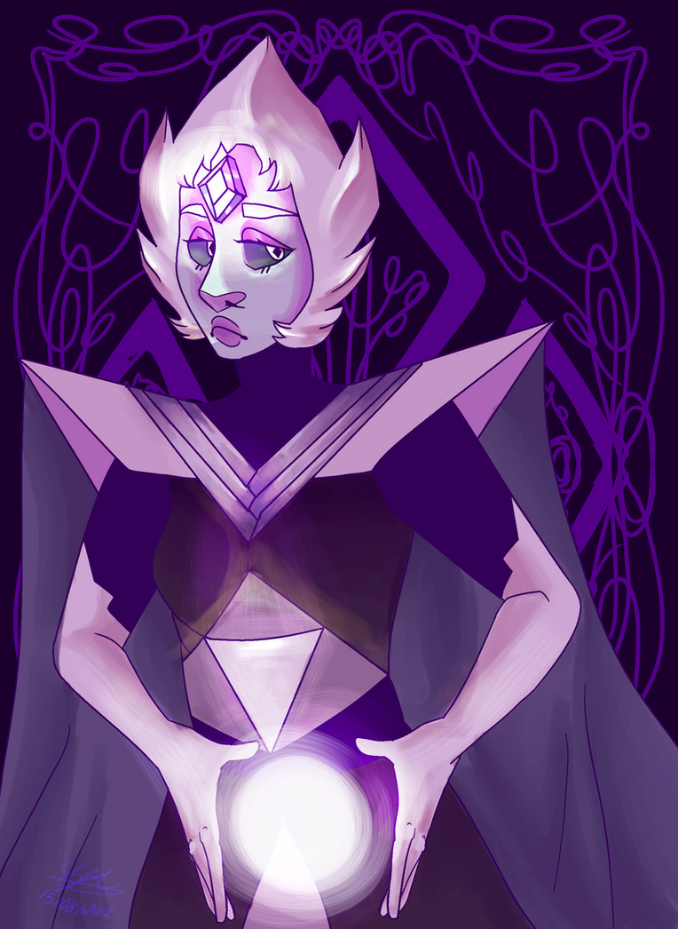 White Diamond Headcanon by NothingEspecial