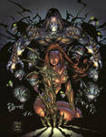 THE DARKNESS AND WITCHBLADE