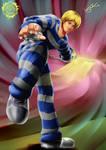 Cody - Street fighter tribute