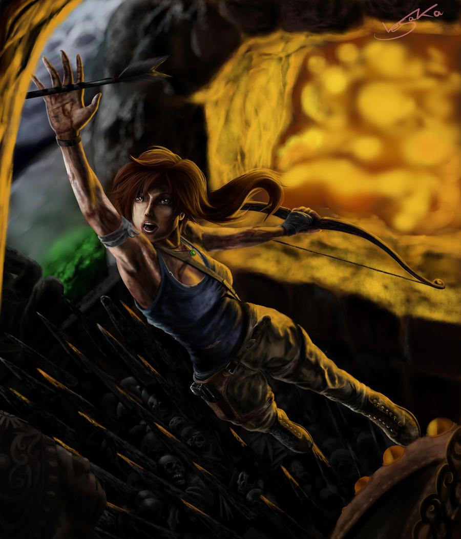Tomb Raider Reborn by Vesaka