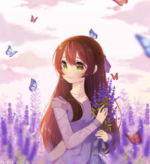 Lavender *dtiys*