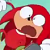 Sonic Mania Knuckles OH NO Icon