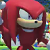 here i come rougher than KNUCKLES