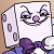 Smug King Dice Icon