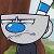 [EMOTE] Mugman cringed