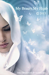 My beauty,My hijab 2