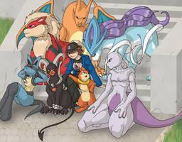 Pokemon - Waiting To Protect by Vaporeon249