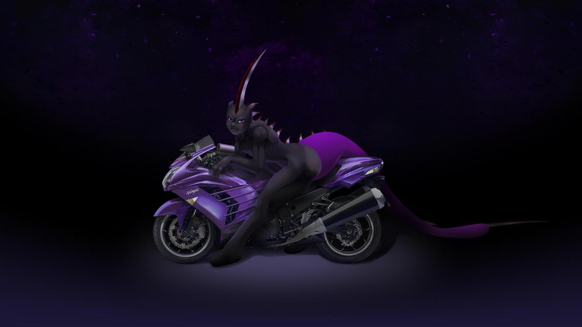 Biker Blade by Vaporeon249